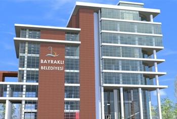 Bayraklı Belediyesi Hizmet Binası