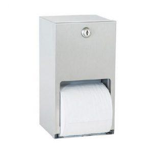 6356 Dikey İkili WC Kağıtlık