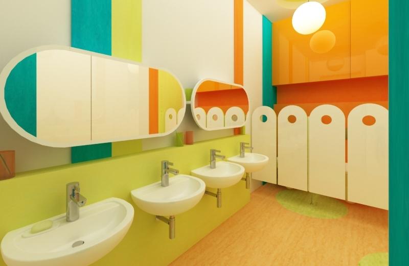 Anaokul ve Kreşler İçin En İyi Seçim HPL Tuvalet Bölmeleri