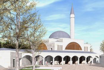Sultanbeyli Kent Meyd. Cami