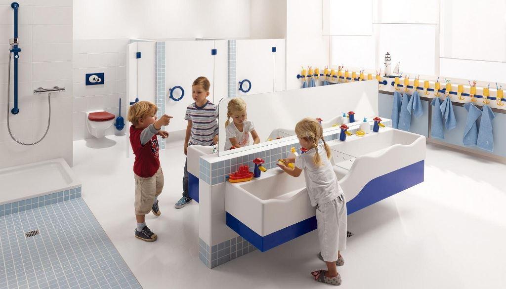 Anaokul Tuvaletleri