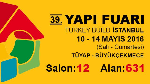 İdeal Kabin 39. İstanbul Yapı Fuarı'nda