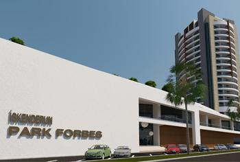 İskenderun Park Forbes Avm