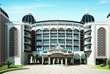 Kirman Hotel Kumköy