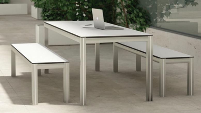 Kompakt laminat masa tablası