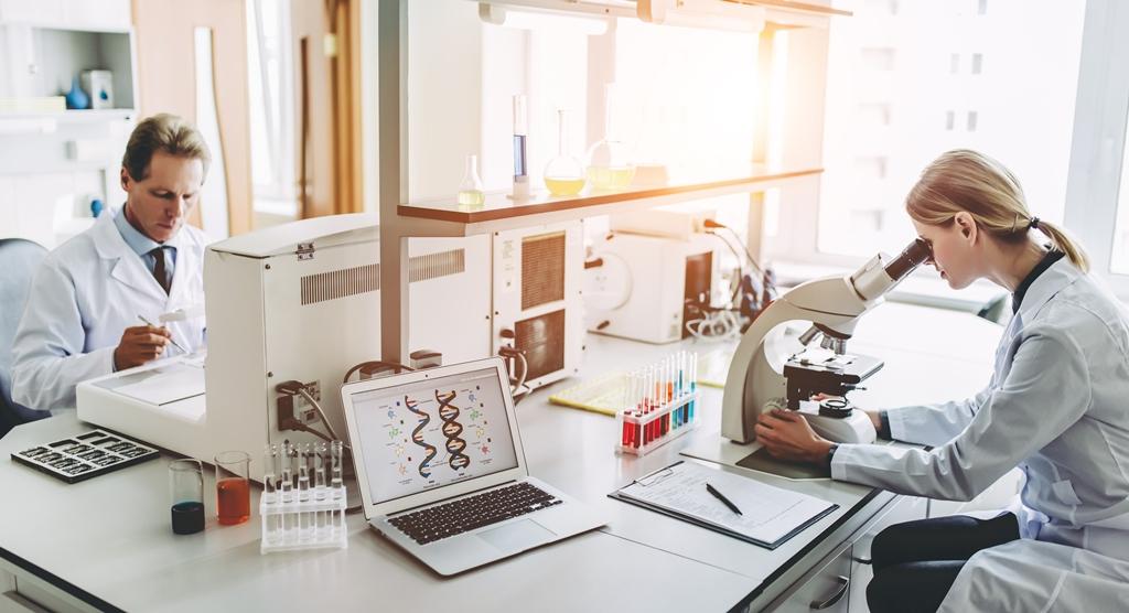 Laboratuvar Tezgahlarında Kompakt Laminat Kullanımı