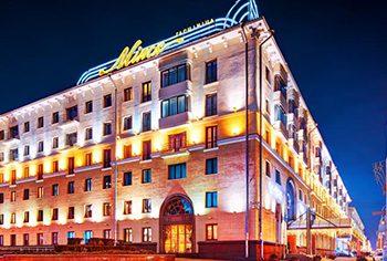Minsk Otel  Moskova