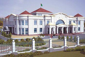 Türkmenistan Kreş